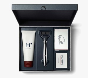 harrys winston personalized shaving kit