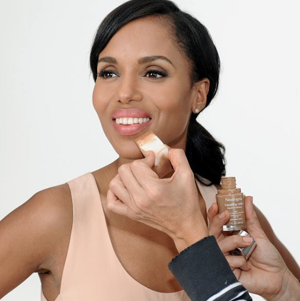 Kerry Washington - Neutrogena