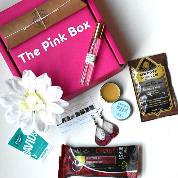 The Pink Box