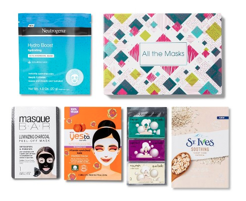 All the Masks Beauty Box